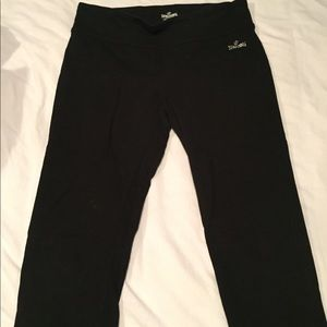 Spalding Capri Leggings Sweatpants